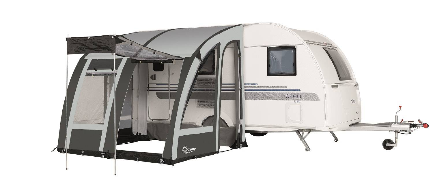 Magnum 260 Air Weathertex antra open