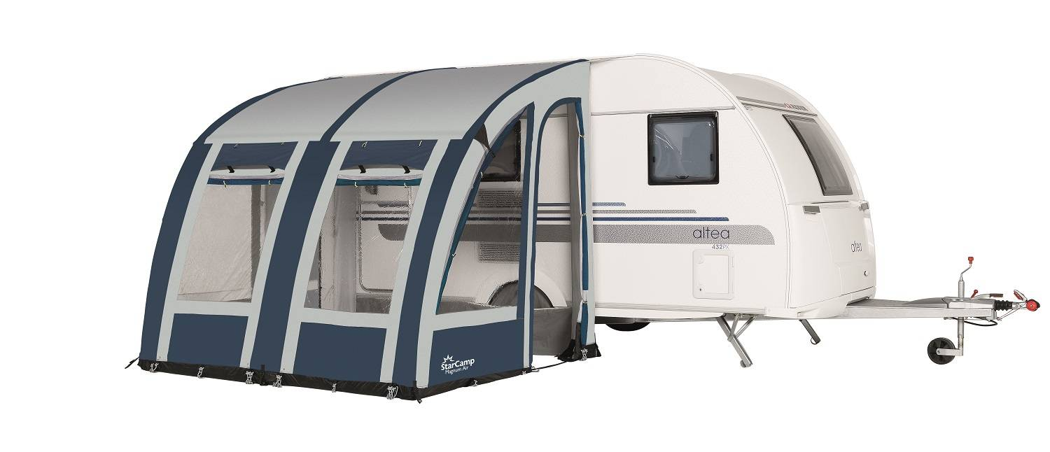Magnum 260 Air Weathertex blauw